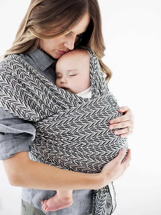 Bamboo Moby Wrap Lightweight Soft And With Uv Protection