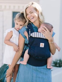 Admiral Blue Ergobaby Adapt | Ergobaby Adapt Baby Carrier | Ergobaby Carriers