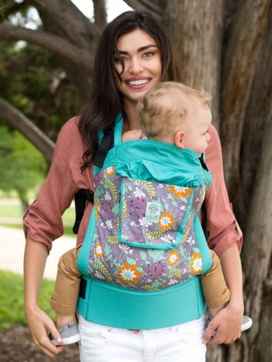 Lily Pond Lillebaby Essentials Carrier | Lillebaby Carriers