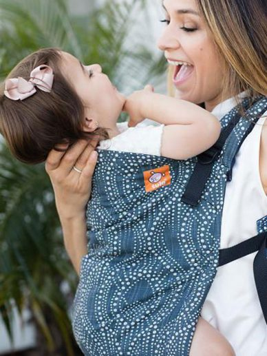 Alyssa Free-to-Grow Tula Carrier | Tula FTG | Free to Grow Tula Baby Carriers