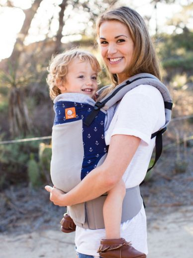Coast Mariner | Tula Coast Carrier | Tula Baby Carrier | Tula Coast Toddler Carriers | Baby Carriers for Hot Weather