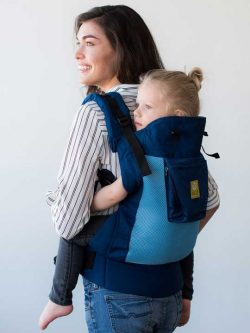 Blue-Aqua Carry On Air Lillebaby | Lillebaby Carry On Toddler | Toddler Carriers