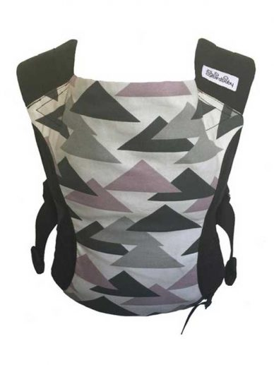 Victoria Pikkolo Carrier | Pikkolo Baby Carrier | Catbird Baby Carrier