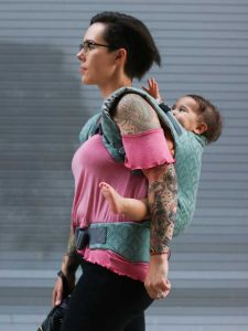 Feathers Beco Carrier | Beco Baby Carriers