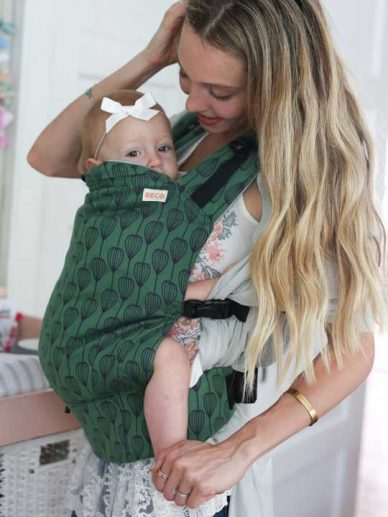 Lantern Thyme Beco Carrier | Beco Baby Carriers
