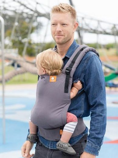 Stormy Free-to-Grow Tula Carrier | Tula FTG | Free to Grow Tula Baby Carriers