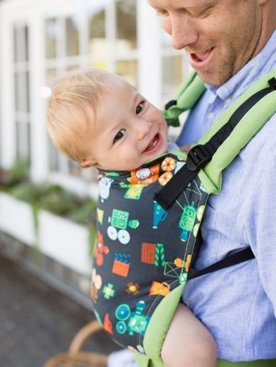 Let Me Entertain You Tula Carrier | Tula Baby Carrier | Tula Carriers | Tula Toddler Carrier