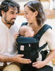 Onyx Black Cool Air Mesh Adapt | Ergobaby Adapt Baby Carrier | Ergobaby Carriers