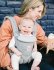 Pearl Grey Ergobaby Omni 360 Baby Carrier | Omni Ergo Carrier | Ergobaby Carriers