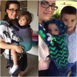 Amanda: my Babywearing Story