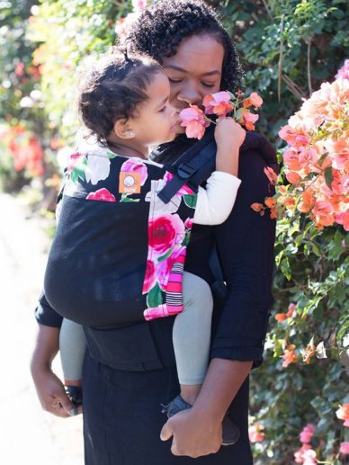Juliette Coast Tula Carrier | Tula Coast Carriers | Tula Mesh Baby Carrier