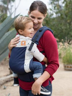 Navigator Coast Tula Carrier | Tula Coast Carriers | Tula Mesh Baby Carrier