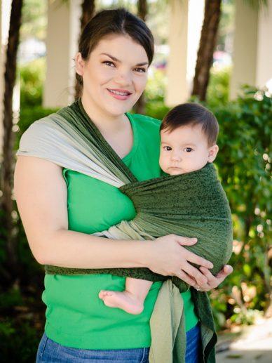 Oliver Wrapsody Hybrid   Wrapsody Hybrid Stretch Wraps   Wraps for newborns