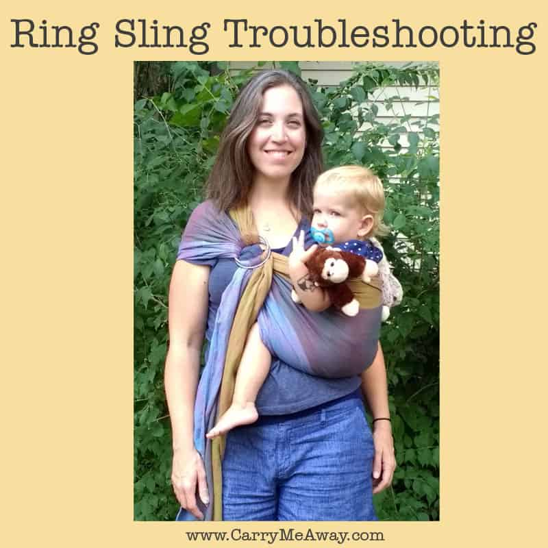 Ring Sling Troubleshooting