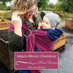 Sakura Bloom Chambray Linen Review by Stacey