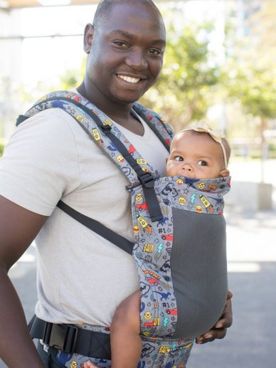 Stamps Coast Tula | Mesh Tula Carrier