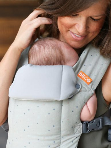 French Dot Beco Gemini | Beco Gemini Carrier | Beco Baby Carriers