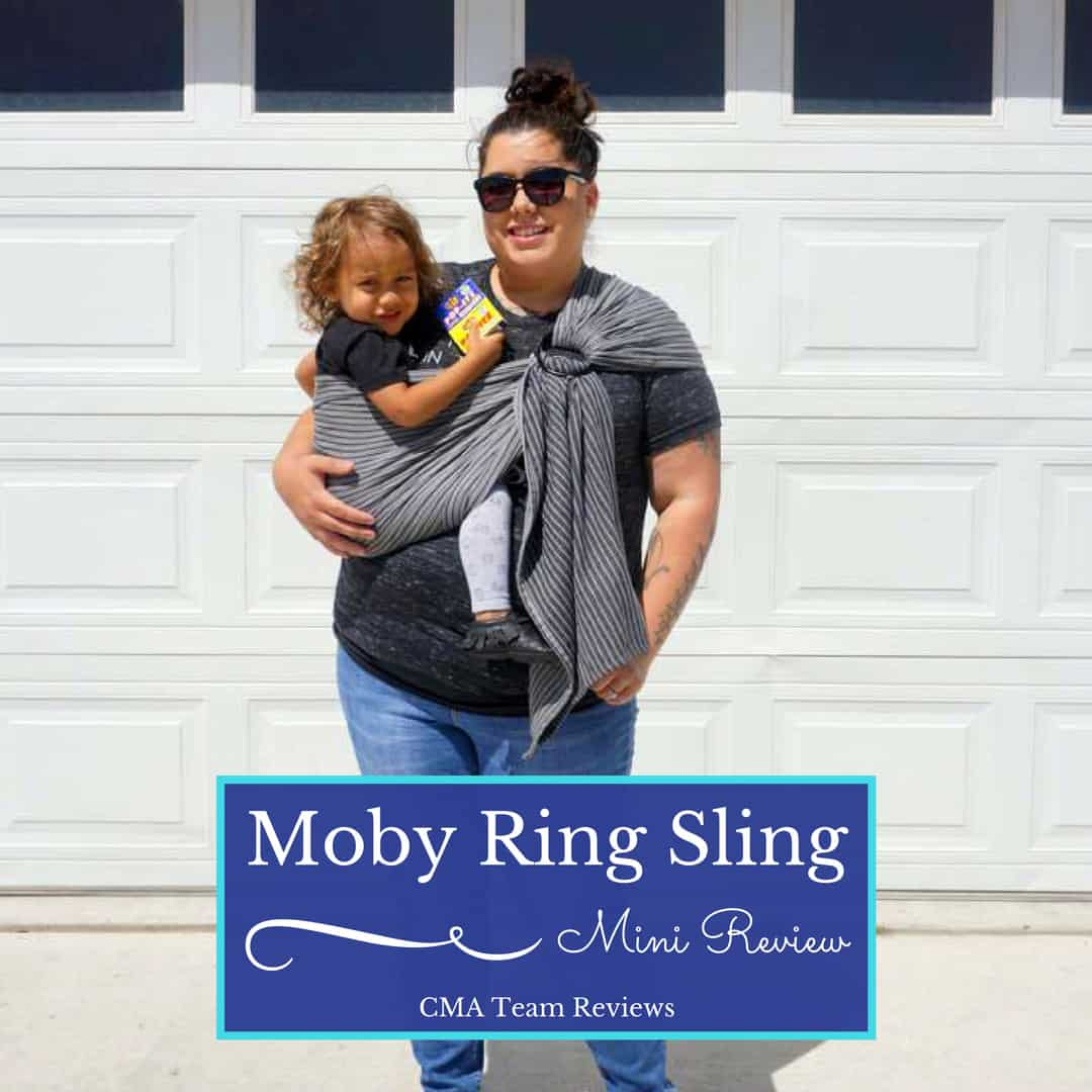 Cma Mini Reviews The Moby Ring Sling Carry Me Away