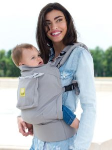Silver Cloud Lillebaby Essentials Carrier | Lillebaby Carriers