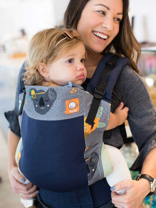 Tula Coast Toddler Carrier Best Selling Tula Carrier Is