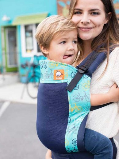 Coast Round and Round Tula Carrier | Tula Coast Carriers | Tula Mesh Carrier