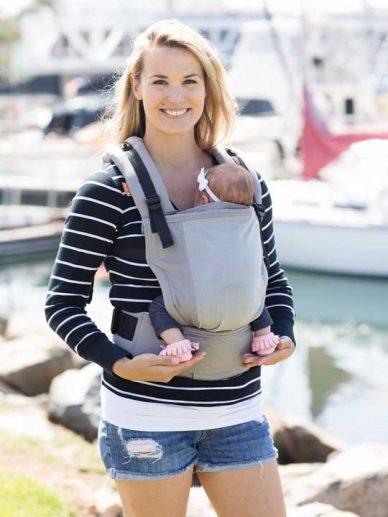 Coast Overcast Tula Free to Grow | Tula Coast |Tula Baby Carriers |Tula Toddler Carriers