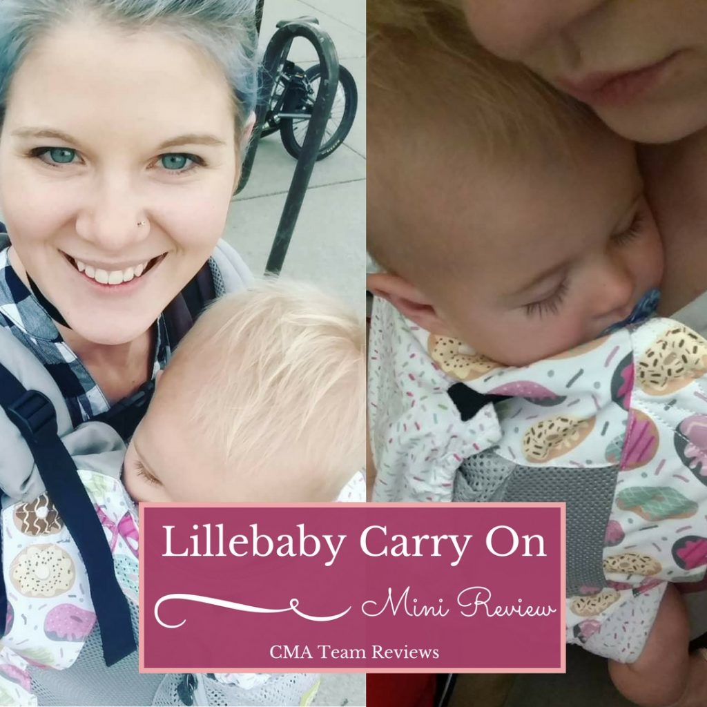 Lillebaby Carry On Review | Lillebaby Toddler Carrier Review