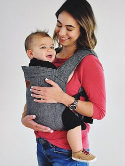 Shadow Happy Baby Carrier | Happy Baby Linen Carrier