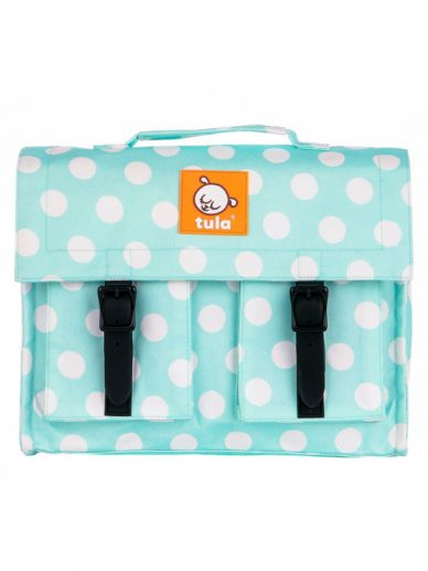 Mint Candy Dots Tula Kids Backpack | Children's Backpacks | Tula Backpacks