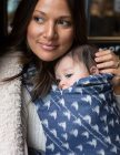Angle Ikat Beco Carrier | Beco Baby Carriers