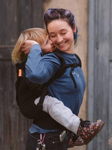 Metro Black Beco Toddler | Beco Toddler Carriers | Beco Toddler Carriers