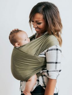 Olive Branch Happy Baby Wrap | Happy Baby Wraps