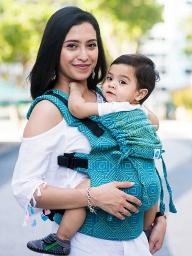 Maze UmiSoul Full Buckle Carrier | Soul Slings Buckle Carriers | Soul Full Buckle Carrier Standard | Soul Full Buckle Carrier Toddler