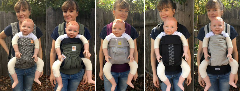The Tula Explore Carrier - how does it compare to other