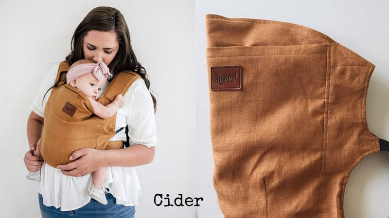 Cider Happy Baby Carrier | Happy Carrier