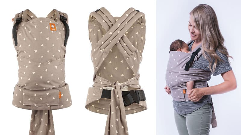 All About The Tula Half Buckle Carrier Carry Me Away