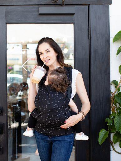 Discover Tula Half Buckle | Half Buckle Canvas Tula Carrier | Tula Carriers | Tula Baby Carriers