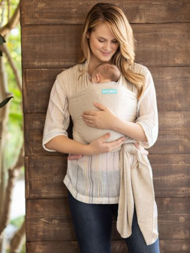 Almond Evolution Moby Wrap | Moby Evolution Bamboo | Moby Wraps