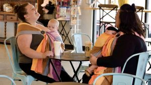 Maya Wrap Ring Sling Sizing