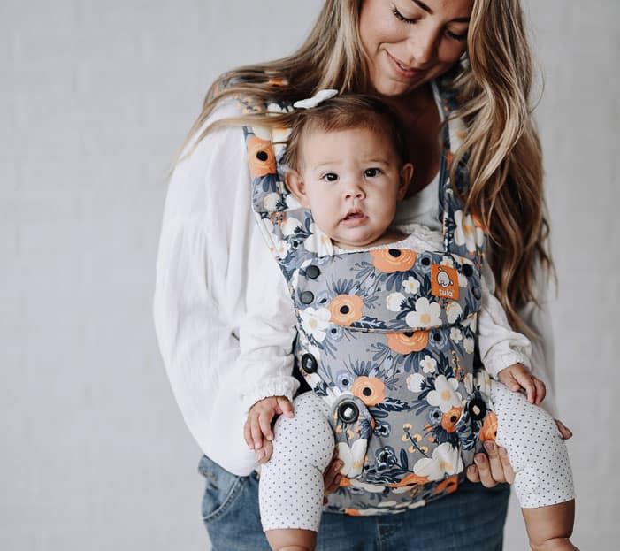 French Marigold Tula Explore Tula | Tula Explore Carrier | Explore Tula Carriers | Tula Baby Carriers