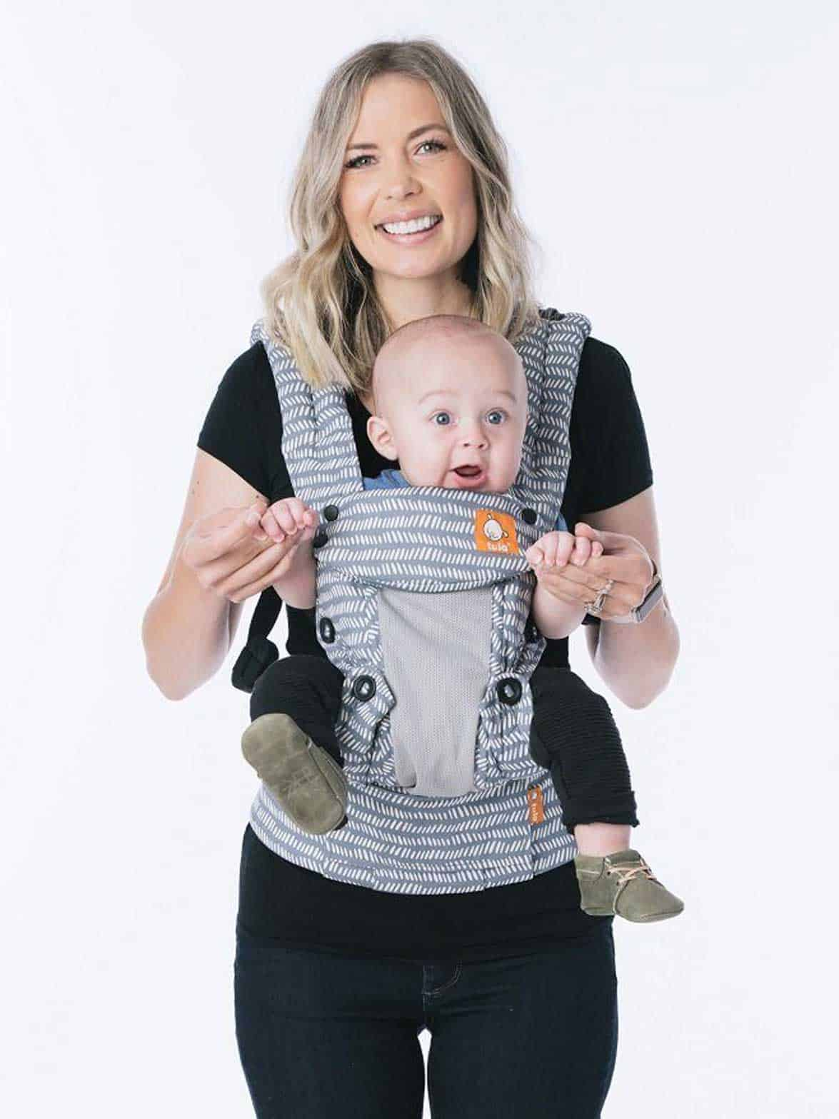 d2020b18a1c Explore Tula Carrier - the Tula that lets your baby face the world! Tula  Explore Baby Carriers - Carry Me Away