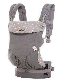 Dewy Grey Ergobaby 360 Four Position Carrier | Ergobaby Baby Carriers